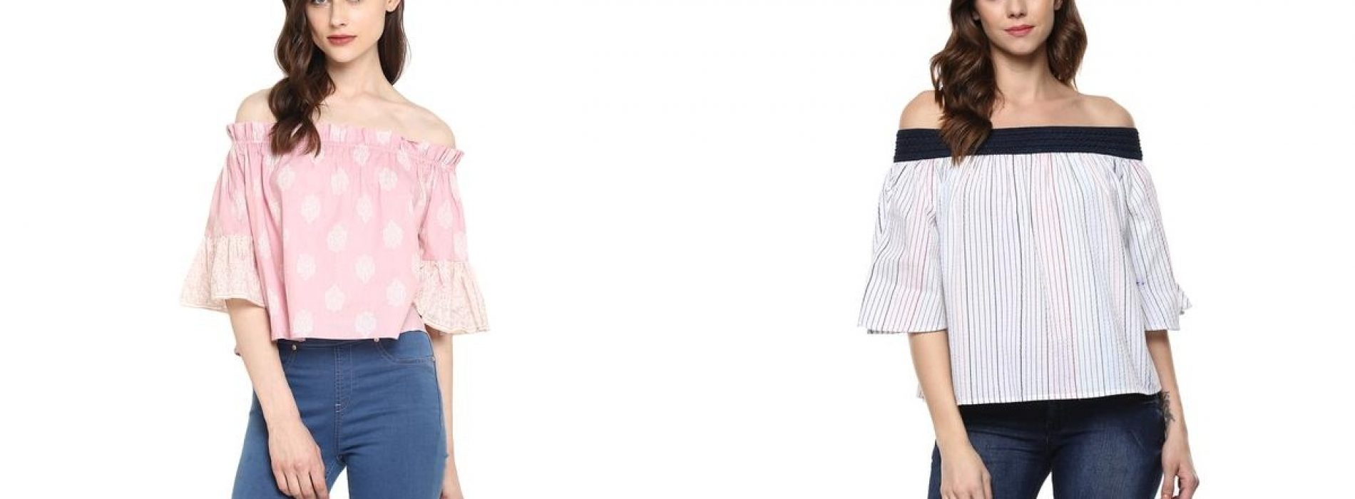 The Online Fashion shopping kit of the ladies designer tops & the awesome western dresses online